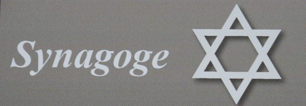 Gedenktafel an der ehemaligen Synagoge in Ruppichteroth